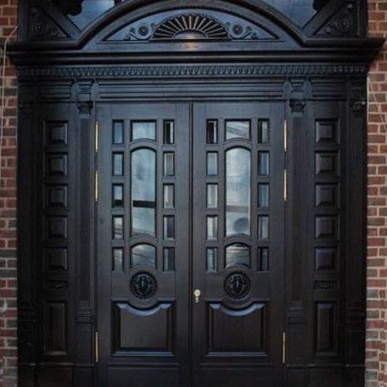 Двери из массива дуба - belorusskiedvericom