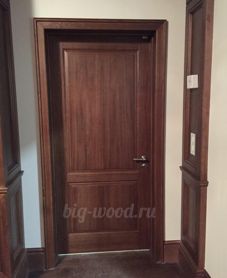 Двери деревянные в Новой Каховке – цены, фото, отзывы