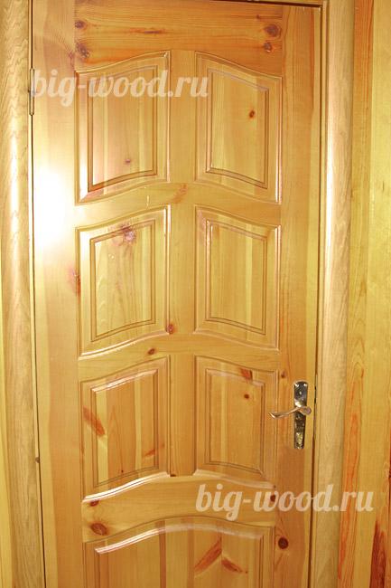Двери из массива дуба в Санкт-Петербурге - Межкомнатные