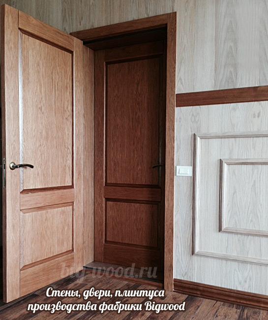 Двери из массива - matadoors-mru