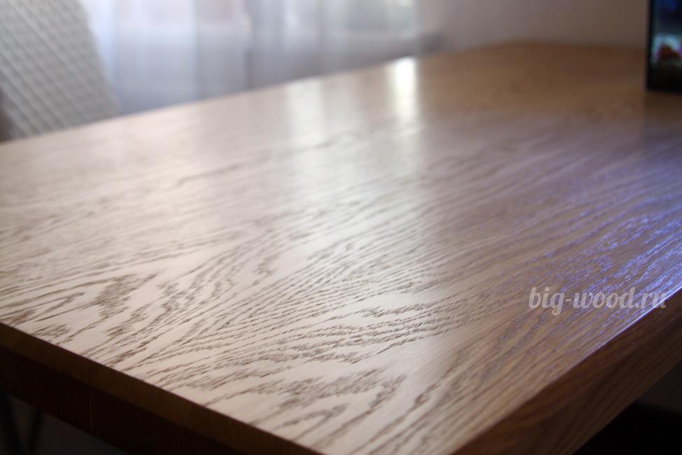 Столешница для стола дуб столешница с глянцевой поверхностью