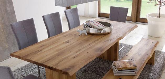 Moderner Design Holztisch Katzen